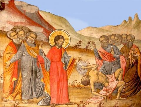 Evanghelia de duminică: Cred, Doamne, ajută necredinței mele!