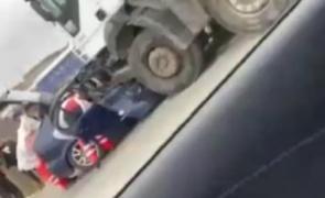 Accident mortal între Gilău și Florești