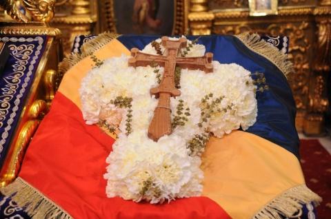 Sfânta Cruce, semn şi stare a jertfei şi a biruinţei