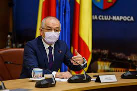 Emil Boc, primarul Clujului, se arată profund revoltat de atacul venit din partea președintelui PNL