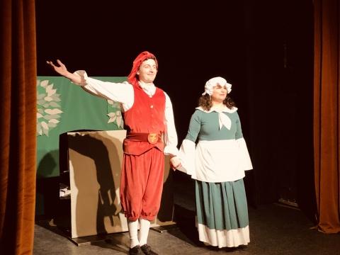 """Teatrul de Păpuși """"Puck"""" reia spectacolele cu public. Care sunt primele spectacole ale primăverii"""
