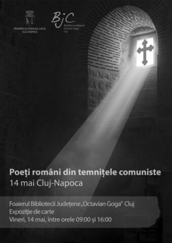 """Expoziție """"Poeţi români din temniţele comuniste"""" la Cluj-Napoca. Elevii clujeni interesați de lirica carcerală"""