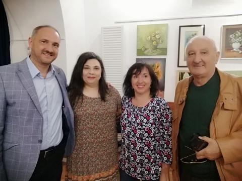 """Eveniment cultural de excepție la Târgu-Mureș: lansarea volumului de versuri ,,SOLITUDINI– 100 de poezii"""""""