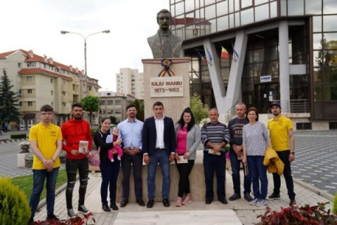 AUR Sălaj susține un candidat independent la Primăria orașului Șimleu-Silvaniei. Este din afara sistemului corupt