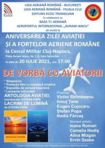 Ziua Aviației celebrată la Cluj-Napoca