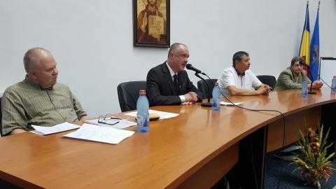 Prima parte a sesiunii de comunicări dedicate sacrificiului urmașilor luptătorilor anticomuniști în cadrul Zilele Rezistenței
