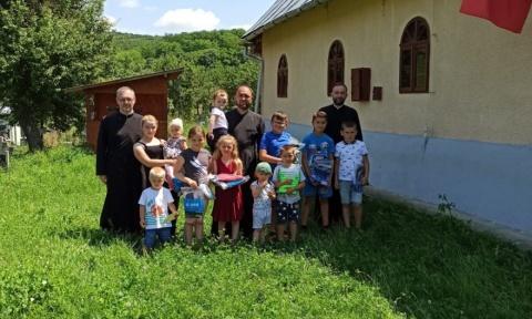 Campanie de ajutorare la nivelul Protopopiatului Ortodox Român Cluj 1