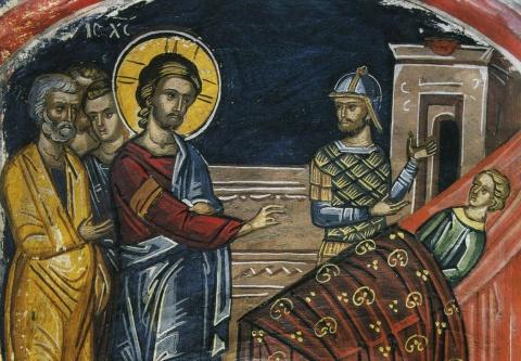 Evanghelia de Duminică: Vindecarea slugii sutașului – manifestare a autorității smerite