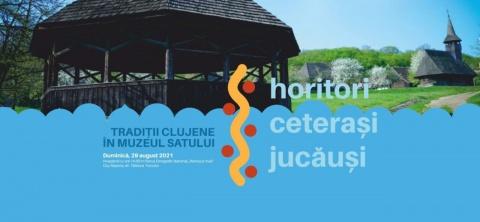 Tradiții și obiceiuri din satele clujene, duminică, în Muzeul Satului