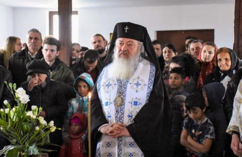 Lucrarea Sfântului Moise Arapul în Arhiepiscopia Clujului