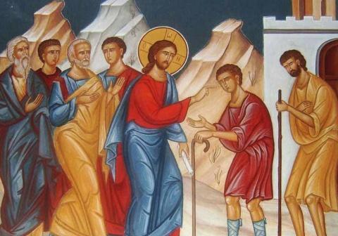 Evanghelia de Duminică: Vindecarea omului – lucrarea lui Hristos în istorie
