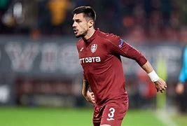 Fotbalistul echipei CFR Cluj, Andrei Burcă: formaţia cehă a fost mai bună şi a meritat să câştige