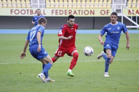 CFR Cluj a învins-o pe Universitatea Craiova cu scorul de 1-0