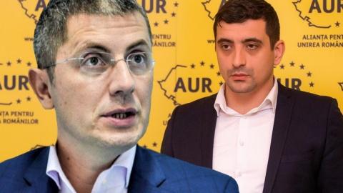 USR-PLUS anunță faptul că a negociat cu cei de la AUR pentru susținerea moțiunii de cenzură împotriva guvernului PNL