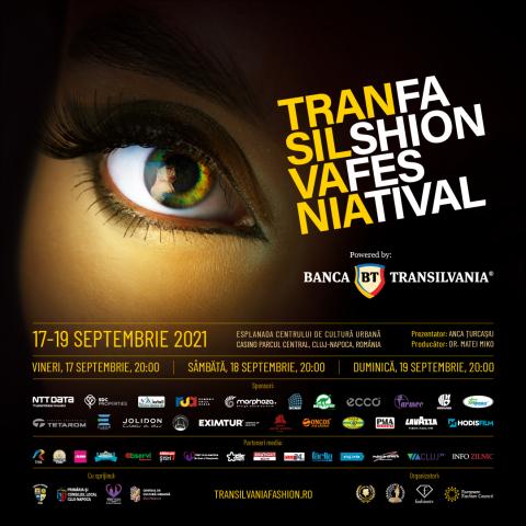 Începe Festivalul Transilvania Fashion la Cluj-Napoca