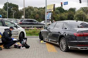 Mașina consilierului președintelui Ucrainei, Serghei Șefir, a fost atacată cu focuri de armă
