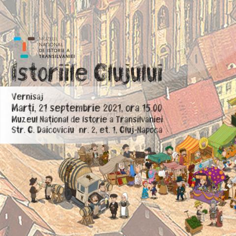 Istoriile Clujului – expoziție-eveniment marca MNIT