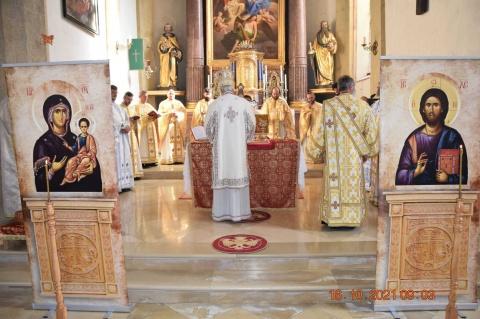 Mitropolitul Serafim a slujit la Kufstein în cinstea Sf. Mărturisitori Transilvăneni