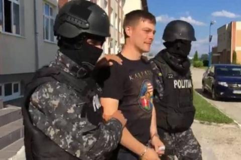 Istvan Beke și Zoltan Szocs, condamnați la închisoare pentru terorism și apoi eliberați, premiați de CNS