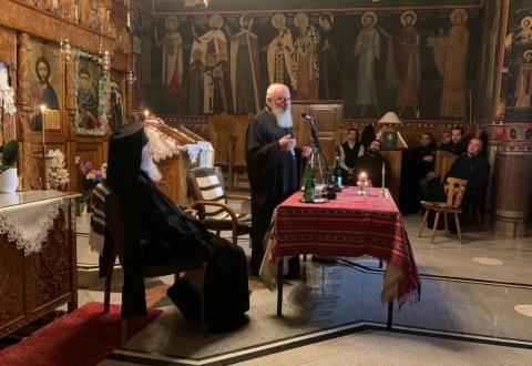 """Seară duhovnicească și prezentarea cărții """"Spovedanie şi comuniune"""", la Catedrala Mitropolitană din Nürnberg"""