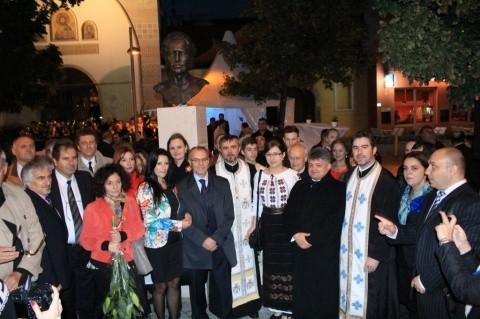 """Asociația Culturală """"Mihai Eminescu"""" îi invită pe românii din Viena la omagierea Poetului Național"""