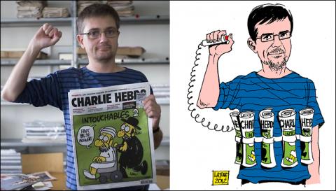 Victorie a islamiştilor în cazul Charlie Hebdo. Editorul revistei renunţă la caricaturile cu Mohamed