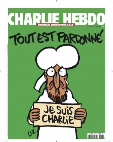 Toţi sunt… Charlie! Cozi pentru cumpărarea revistei Charlie Hebdo