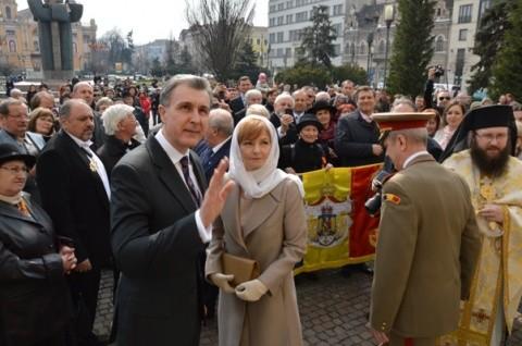 Nu sunt lutherani! Prezență Regală, la slujba din Catedrala Mitropolitană din Cluj-Napoca