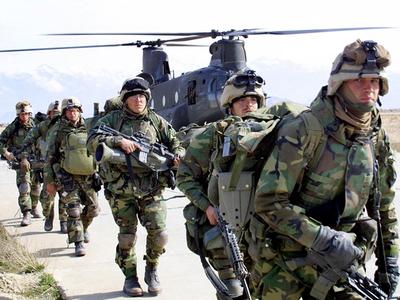 Armata americană anunță retragerea din Irak