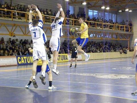 Potaissa Turda merge în play-off