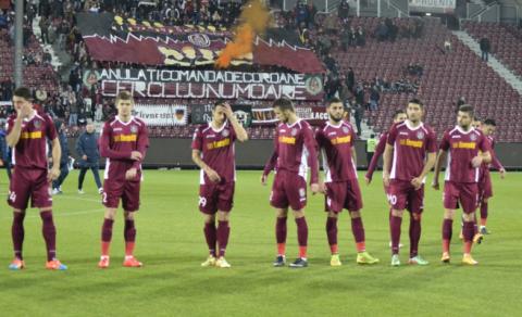 Moldovenii au recuperat un punct la Cluj