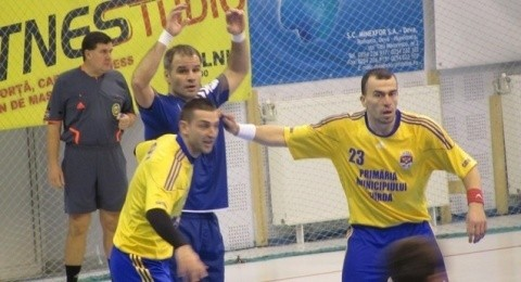 La Turda se mai joacă handbal