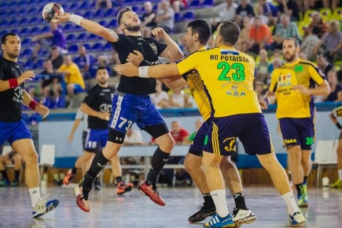Potaissa Turda – AEK Atena, în sferturile de finală ale Cupei Challenge