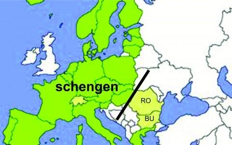 Parlamentul European a votat pentru extinderea Spațiului Schengen și primirea României
