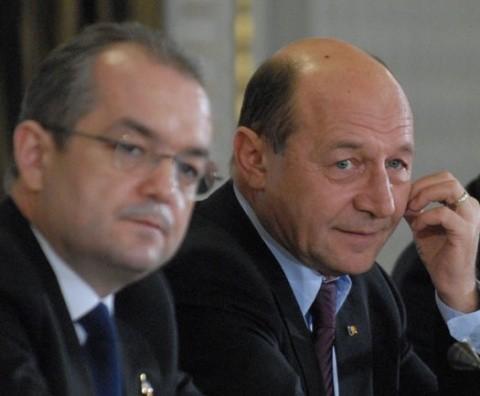 Boc s-a întâlnit cu Băsescu la Cluj-Napoca. Primarul Clujului spune că nu s-au discutat chestiuni politice