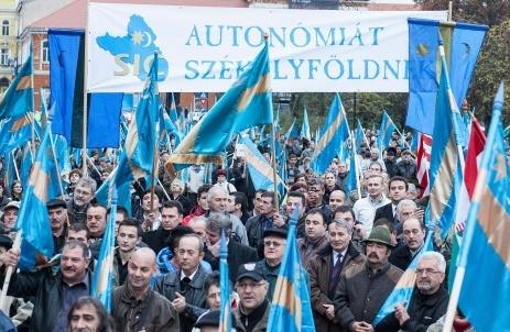 UDMR a depus în Parlament un proiect care vizează și obtinerea unui statut de autonomie specială