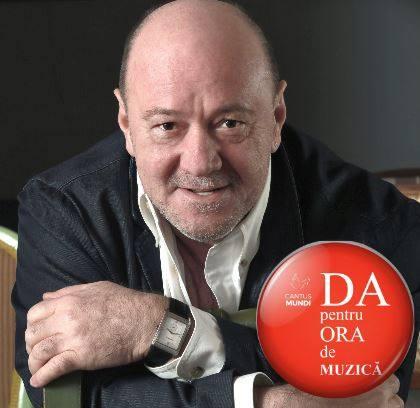 Nicu Alifantis: DA pentru ORA DE MUZICĂ! O campanie pentru normalitate: DA pentru Istorie, Geografie, Latină şi Educaţie Plastică!