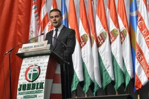 """Vona Gabor, liderul Jobbik: """"România ar trebui să-şi schimbe Constituţia pentru a oferi autonomie maghiarilor"""""""