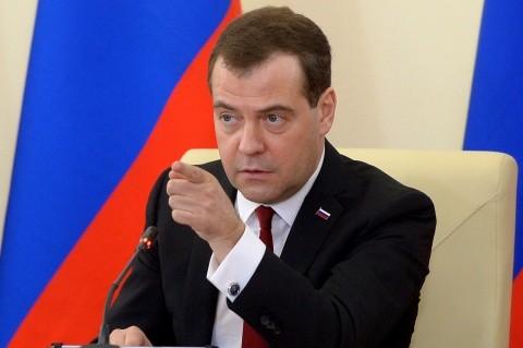 Medvedev: Pe vremea URSS acum am fi fost în război cu Turcia