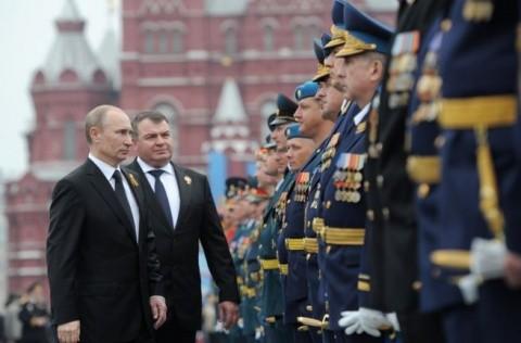 """Putin: """"Dacă Erdogan nu oprește sprijinirea teroriștilor în Siria, voi readuce problema din vremea țarului Nicolae al II-lea, reîntoarcerea Constantinopolului (Istanbul) la creștinii"""""""