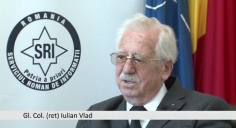 Fostul şef al Securităţii, Iulian Vlad, şi-a turnat tatăl la partid ca să nu meargă la biserică