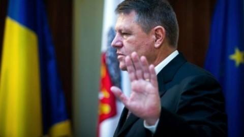 """Iohannis, despre afişele UDMR din Cluj: """"Este un mesaj cam provincial"""""""
