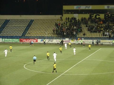Remiză dificilă. Universitatea Cluj – FC Brașov: 0 – 0