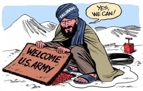 Războiul uman sau războiul în care inamicul islamist nu trebuie înfrânt niciodată!
