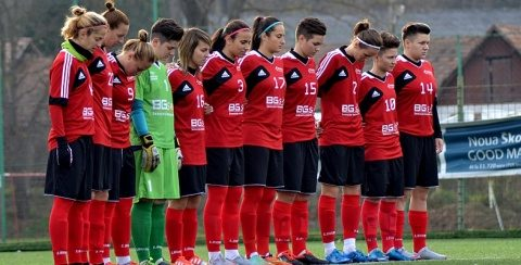 Olimpia Cluj s-a calificat în finala Cupei