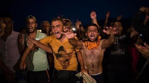 """Imigranți musulmani furioși au atacat români în centrul Timișoarei! """"Am fugit cât am putut pe lespezile de piatră de lângă Bastion, ca sa scap din mainile lor!"""", povesteste una dintre victime?"""