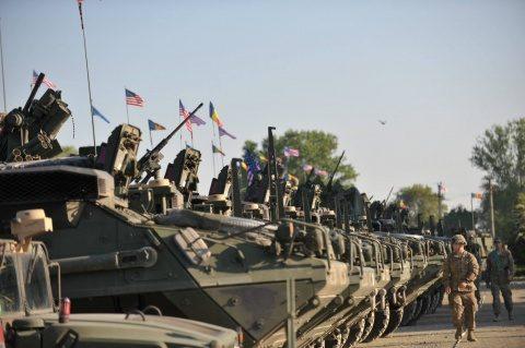 De ce Plahotniuc are nevoie de tancuri americane pe moșia sa?