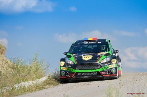 Campionul naţional en titre, Simone Tempestini, conduce după cele trei probe speciale desfăşurate în Transilvania Rally, la Cluj