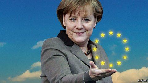 Putin a bătut palma cu Merkel pentru gaz siberian în Europa