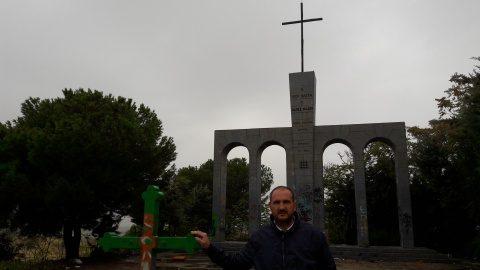 Monumentul Majadahonda transformat în groapă de gunoi ilegală. Spania în brațele roșii ale Podemos!